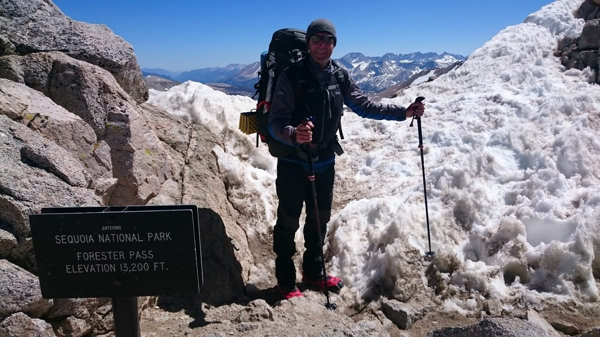 Forester  Pass  Pct  High  Point