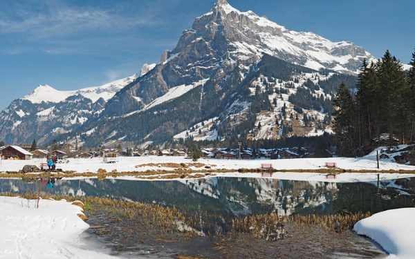 Muggenseeli In  Switzerland