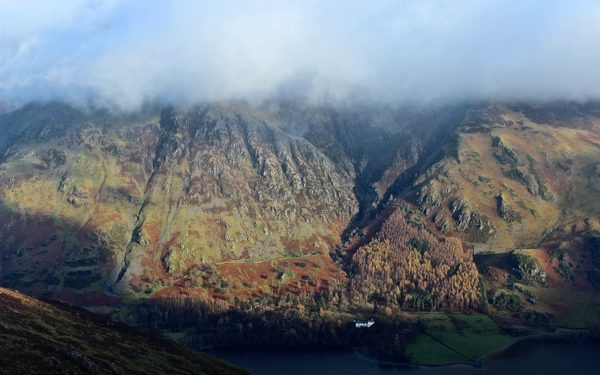 View From Above  Buttermere