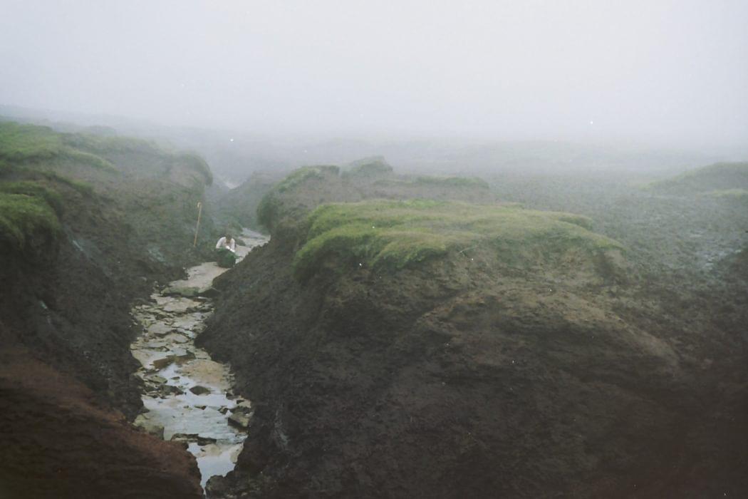 The  Pennine  Way Bog