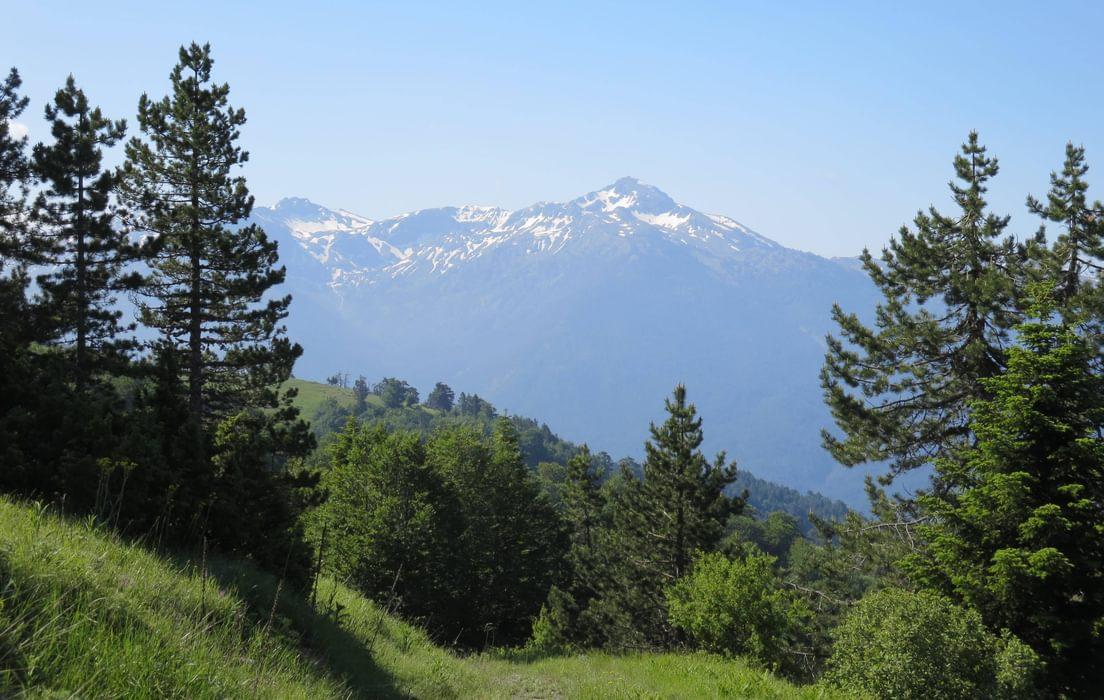 Mount  Smolikas The Second Highest Mountain In  Greece
