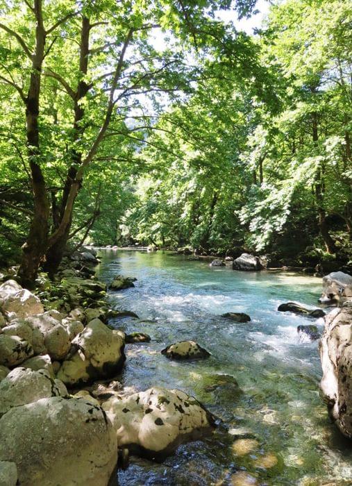 Voidhomatis  Springs  Vikos  Gorge