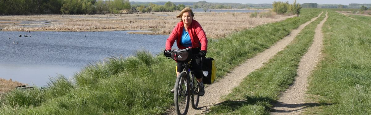 Cycling the River Danube