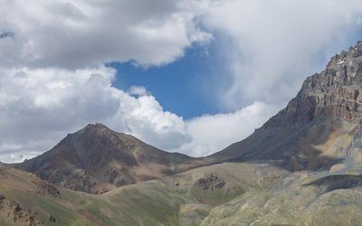 Barmi  La  Ladakh