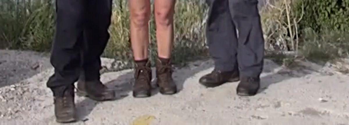 Sturdy but lightweight boots