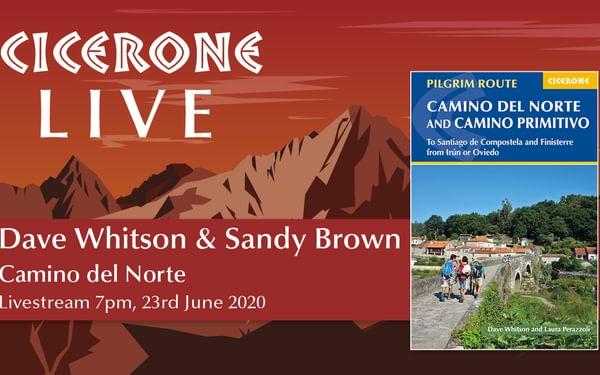 Dave Whitson Camino del Norte live