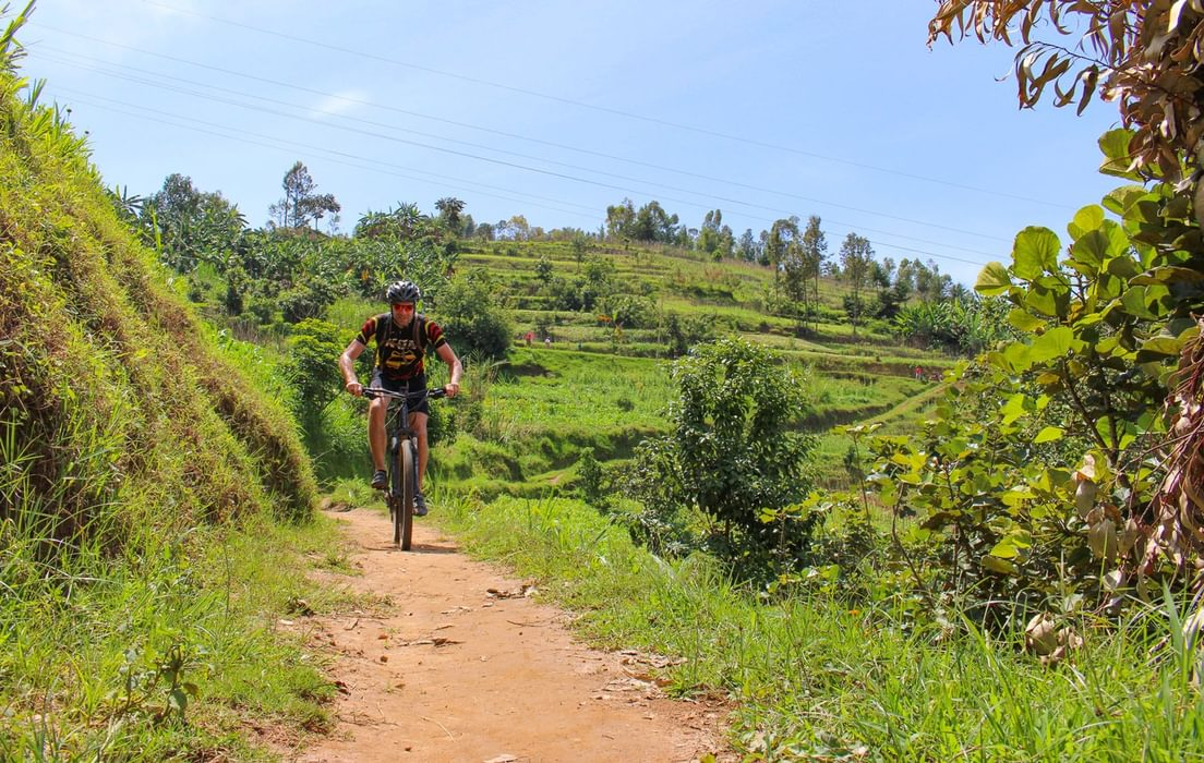 ridable trail