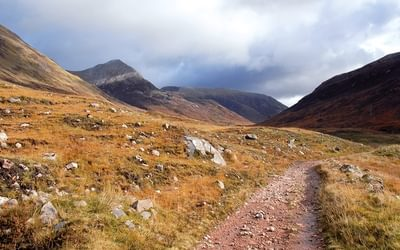 The West Highland Way showcases some of the best scenery in Scotland