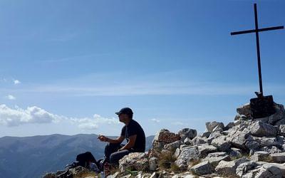 Monte Genzana, Abruzzo, Italy