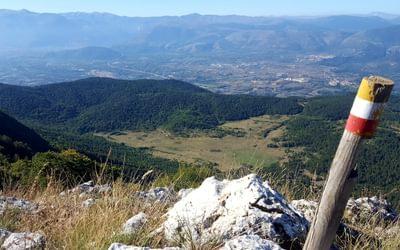 summit of Monte Rotondo