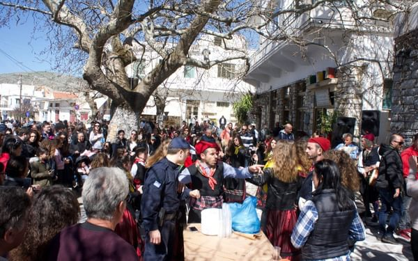 festivities in the villages