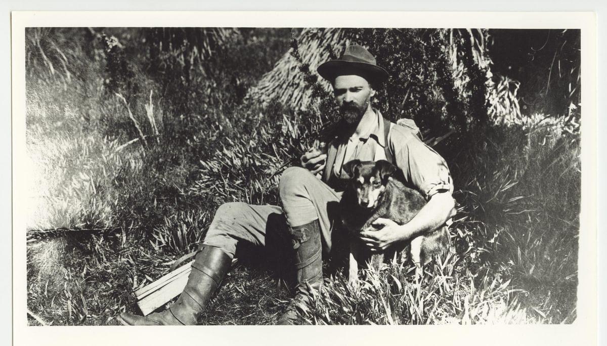 Gustav Wiendorfer 1920 F Smithies Collection Tasmanian Archives NS57341011