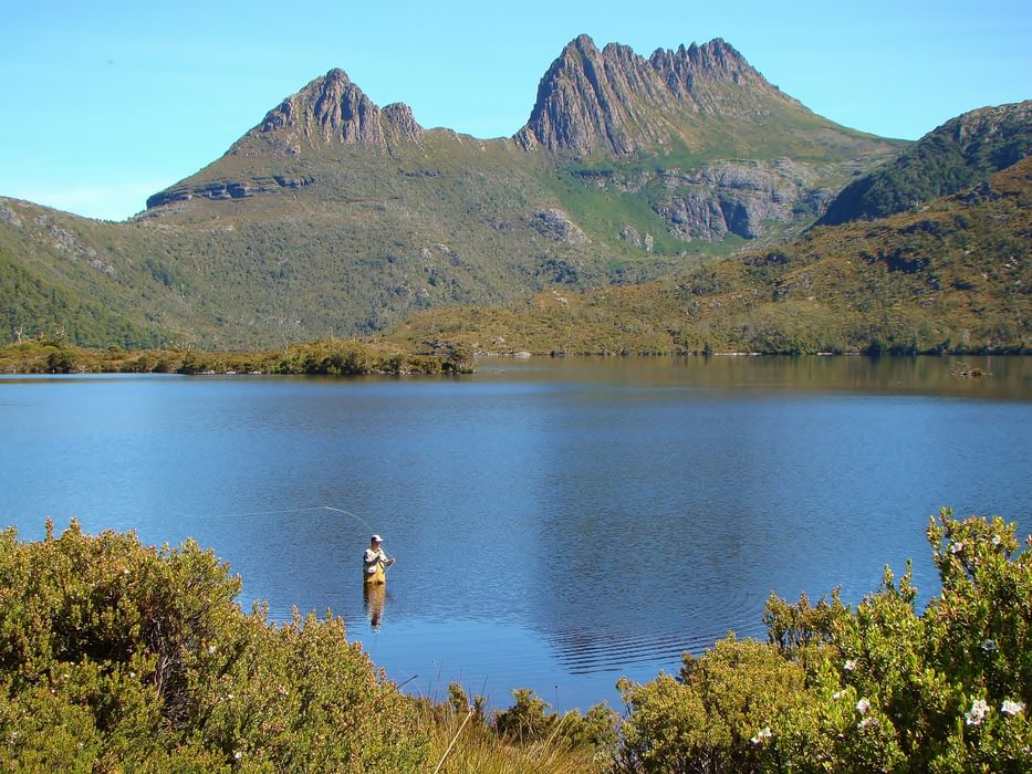 Stage 1 alternative start Cradle Mountain and Dove Lake