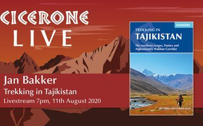 Jan Bakker Takijistan live