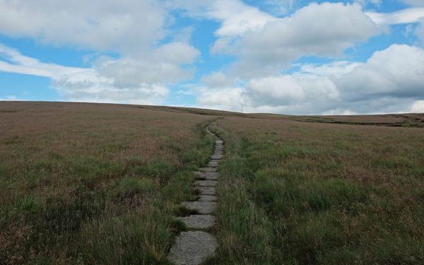 PW 03 Towards Black Hill