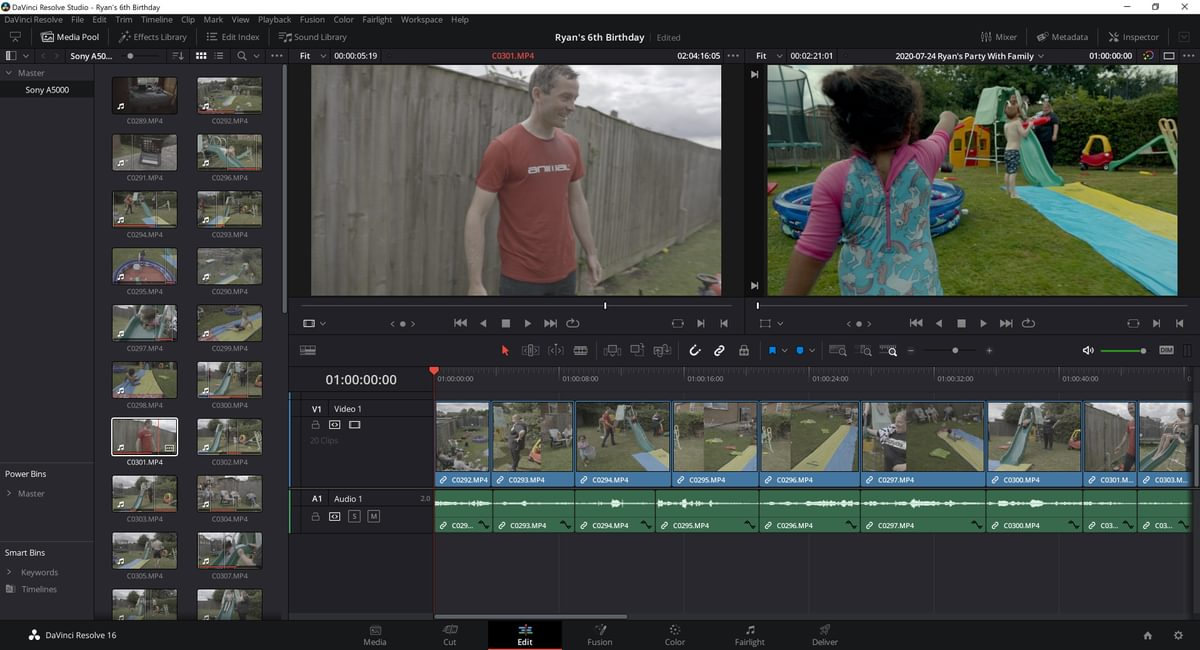 A Video Editor Lets You View and Assemble Your Video Clips Into a Film