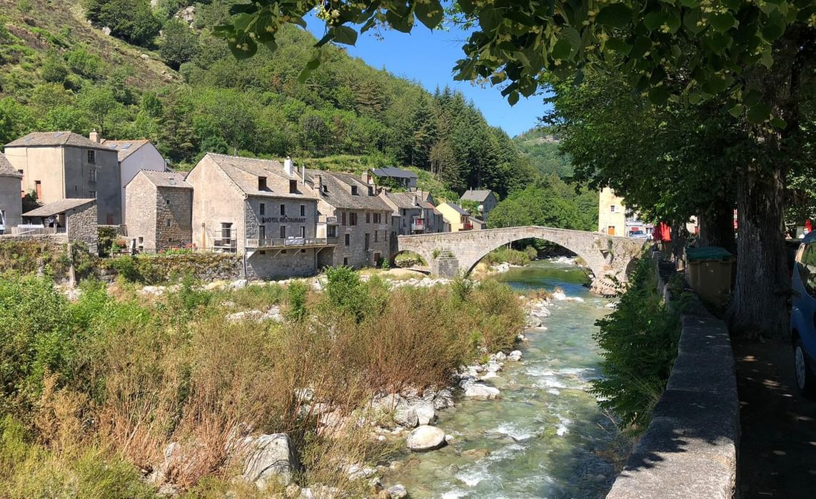 Bridge at Le Pont de Montvert