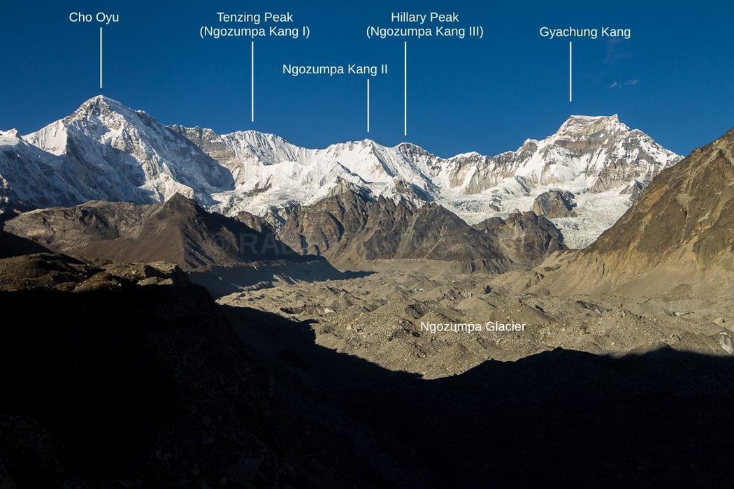 Dudh Koshi valley