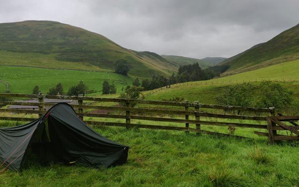 Camping a la Angela TH