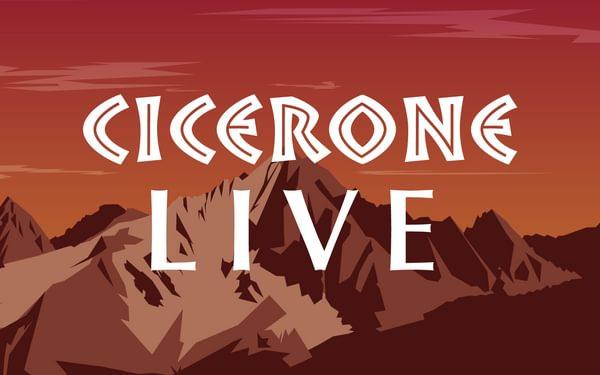 Cicerone Live FB Event