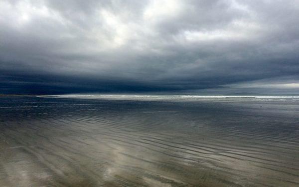 Beach before Bluff