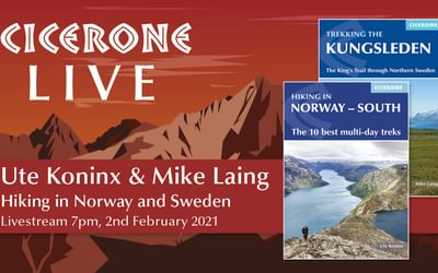 Ute Koninx and Mike Laing live