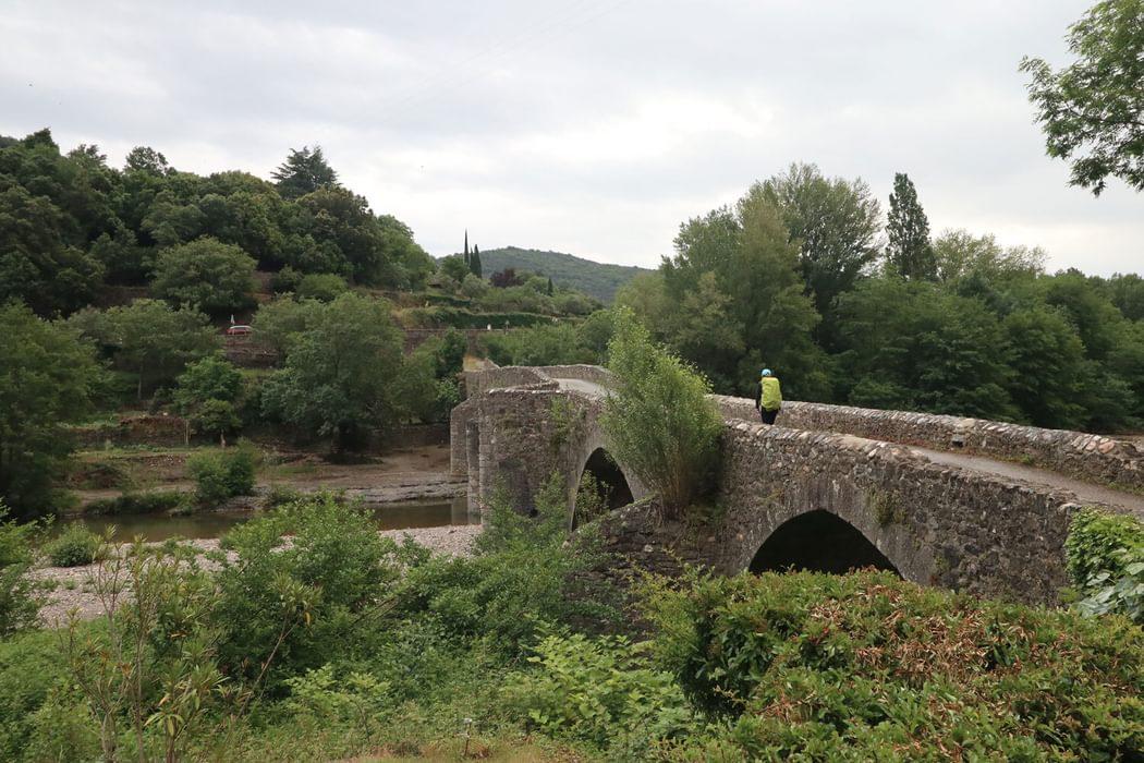 Bridge near Mialet