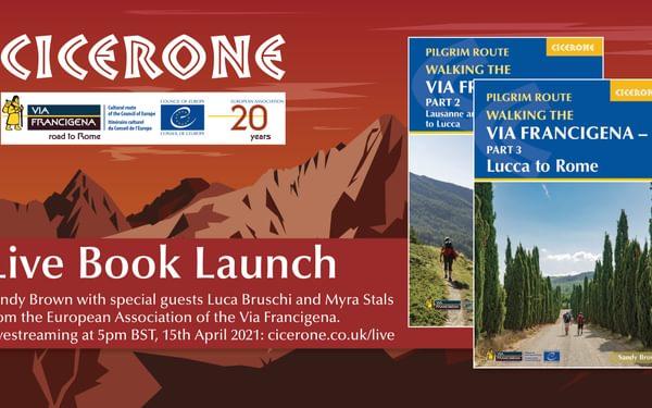 Via Francigena Book Launch