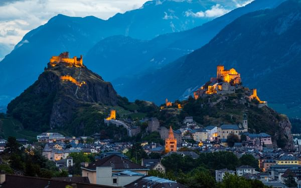 Alte Burgen Ancient Castles
