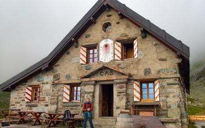 Cabane de Mont Fort