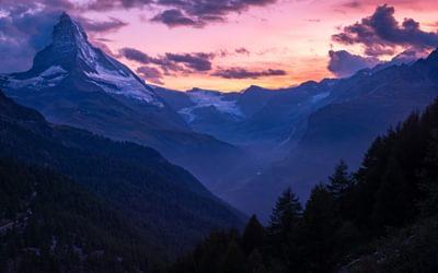 Matterhorn Dusk