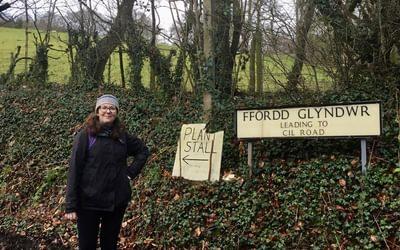 Near Meifod
