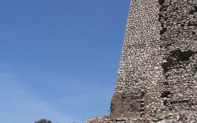 The 14Th Century Watchtower On Punta Campanella