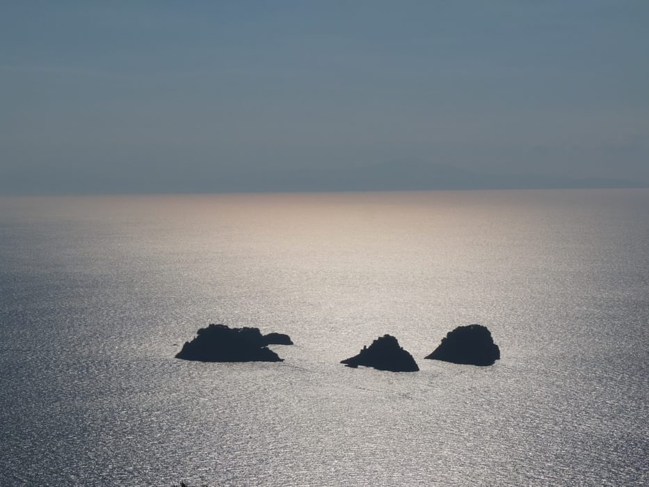 The Li Galli Islands Were Reputedly Home To The Sirens