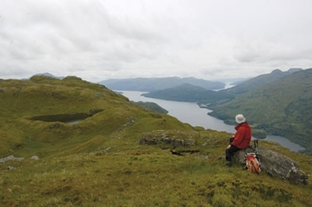 North Ridge Of Beinn A Choin Route 4 Not The West Highland Way