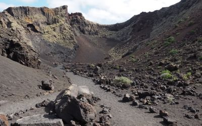 Walking In Lanzarote Guide Cicerone