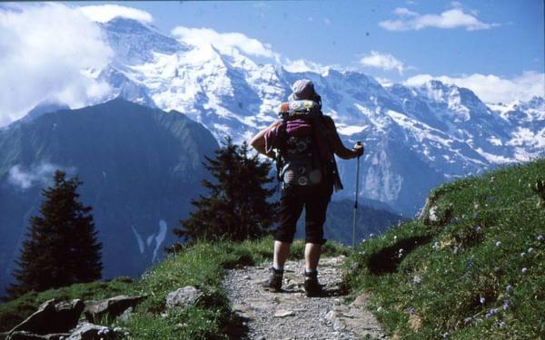Hiking the Tour of the Jungfrau Region