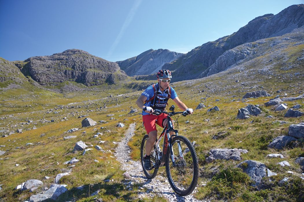 Is this the best mountain biking in the UK?