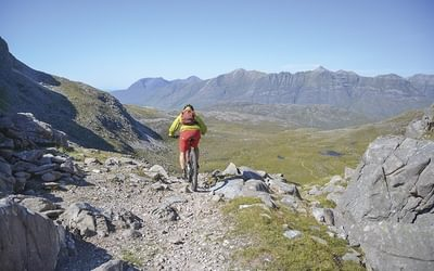 Mountain Biking Scotland 4