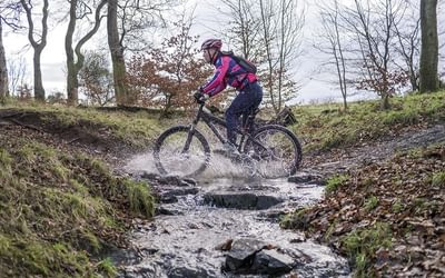 Top tips for mountain biking safety