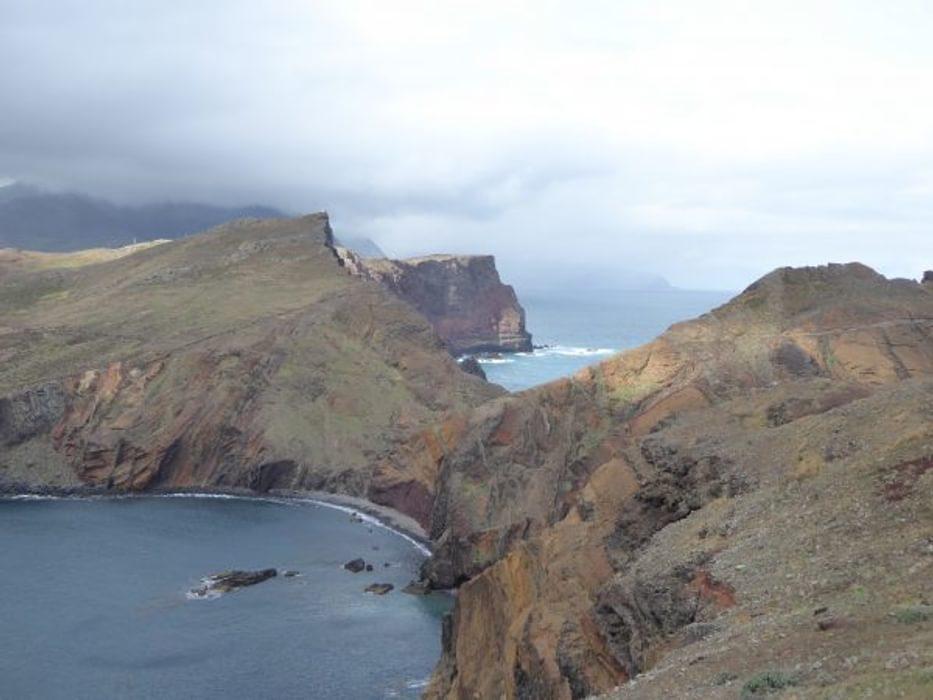 The São Lourenço peninsula