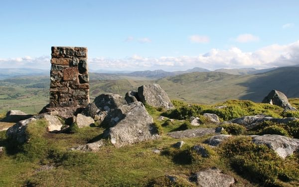 A few Welsh words for hillwalkers