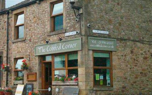Cobbled Corner Cafe