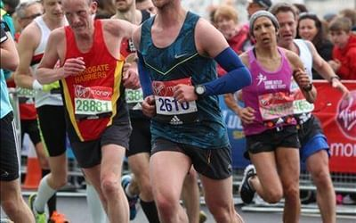 2016 London Marathon Report