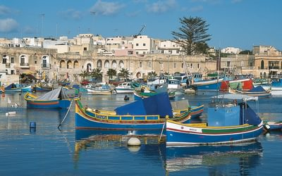 Malta: A very potted history