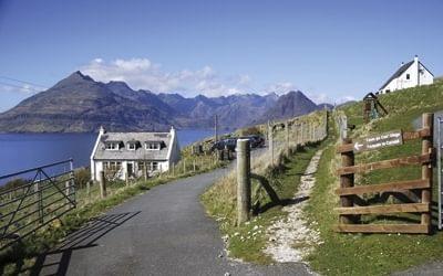 Exploring The Skye Trail