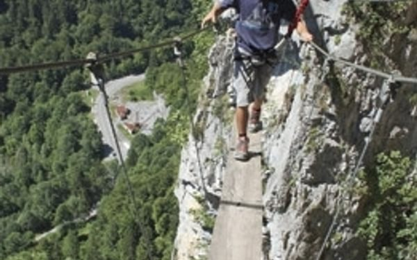Why I wrote Via Ferratas of the French Alps
