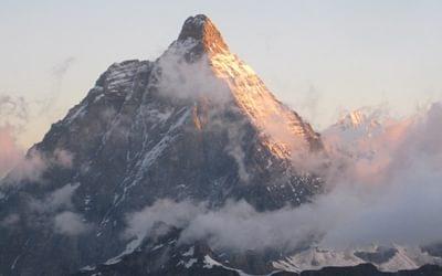 A walk from Santa Maria Maggiori to Zermatt