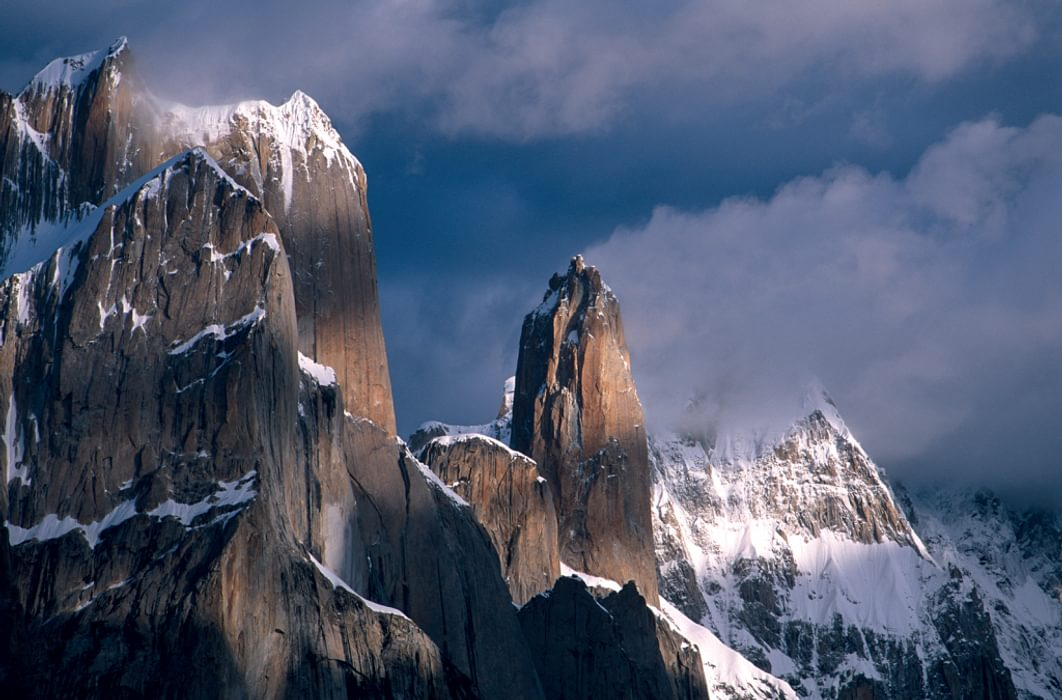Himalayan geological formations