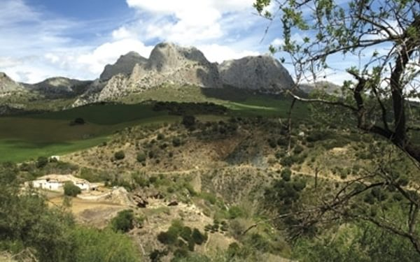 Walking The Gr7 In Andalucia